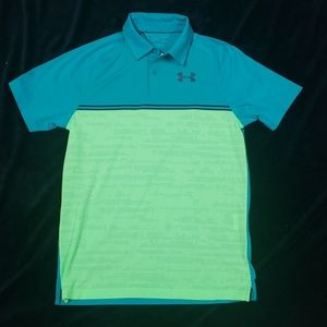 NEW! UNDER ARMOUR LOOSE FIT HEATGEAR POLO